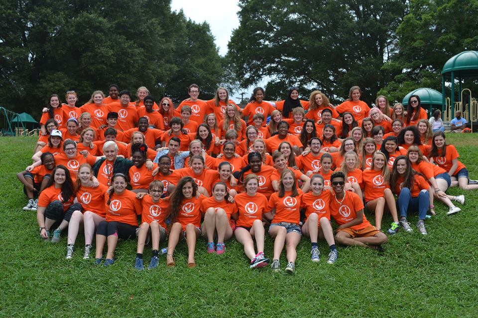 2014 Playing for Others teens!